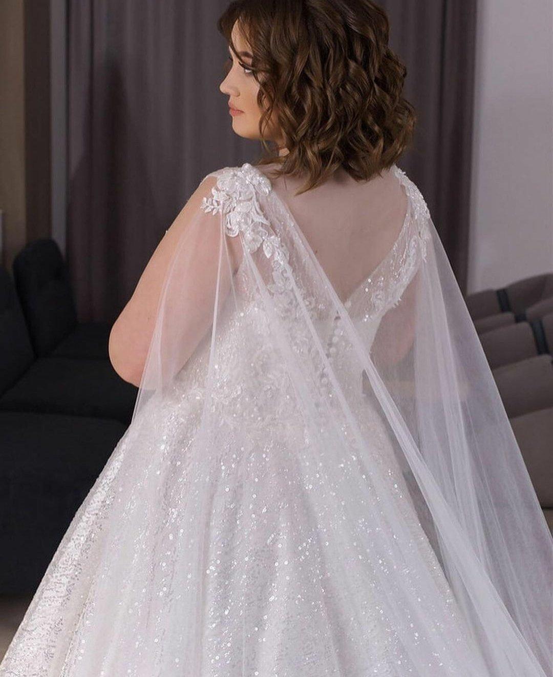 abiti da sposa taglie forti